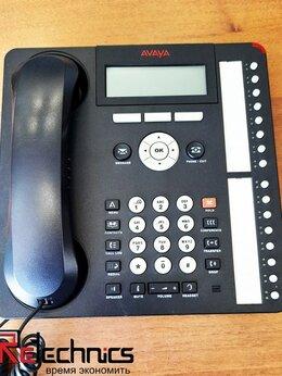 VoIP-оборудование - Цифровой телефон Avaya 1616, 0