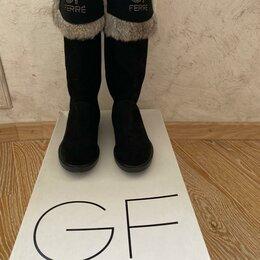 Сапоги - GF Ferre сапоги зимние с мехом, 0
