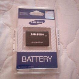 Аккумуляторы - Аккумулятор для телефонов Samsung , 0