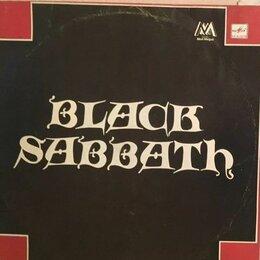 Виниловые пластинки - Блэк саббат 1990 пластинка, 0