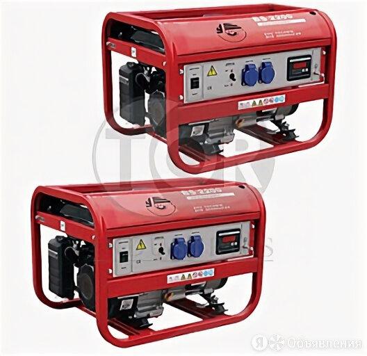 Генератор TOR TR3500E 3,0кВт 220В 15л (бензин, медь)  с кнопкой запуска по цене 27200₽ - Электрогенераторы и станции, фото 0