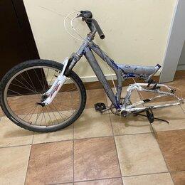 Велосипеды - Горный велосипед в неполной комплектации, 0