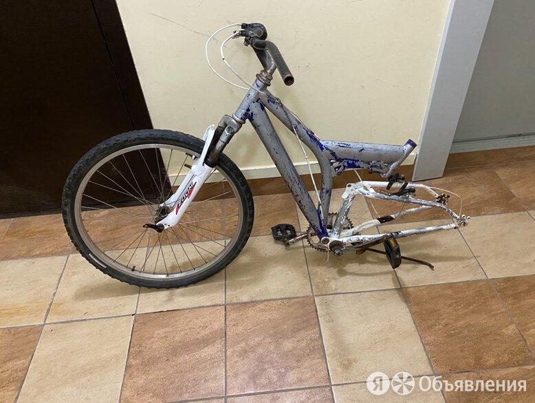 Горный велосипед в неполной комплектации по цене 2400₽ - Велосипеды, фото 0