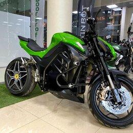 Мото- и электротранспорт - Электромотоцикл Kawasaki Z1000, 0