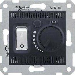 Отопительные системы - Термостат теплого пола Schneider Electric Sedna 10A 230V SDN6000370, 0