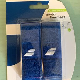 Аксессуары - Напульсники babolat jumbo wristband, 0