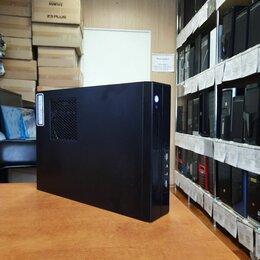 Настольные компьютеры - Неттоп Intel Celeron N3050/4Гб/SSD 120Gb/mITX, 0