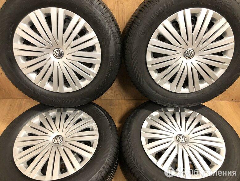 R15 летние колеса Continental ContiEco штампы по цене 15000₽ - Шины, диски и комплектующие, фото 0