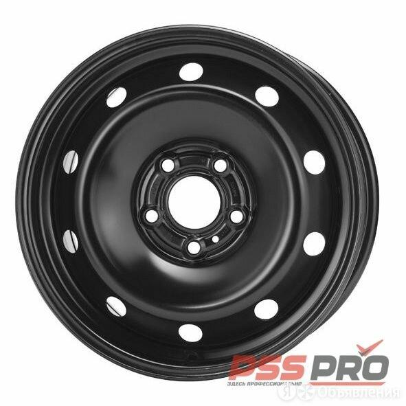 Колесный диск KFZ KFZ 9583 7x16 5x114,3 ET 47 Dia 66,1 (черный) по цене 4650₽ - Шины, диски и комплектующие, фото 0