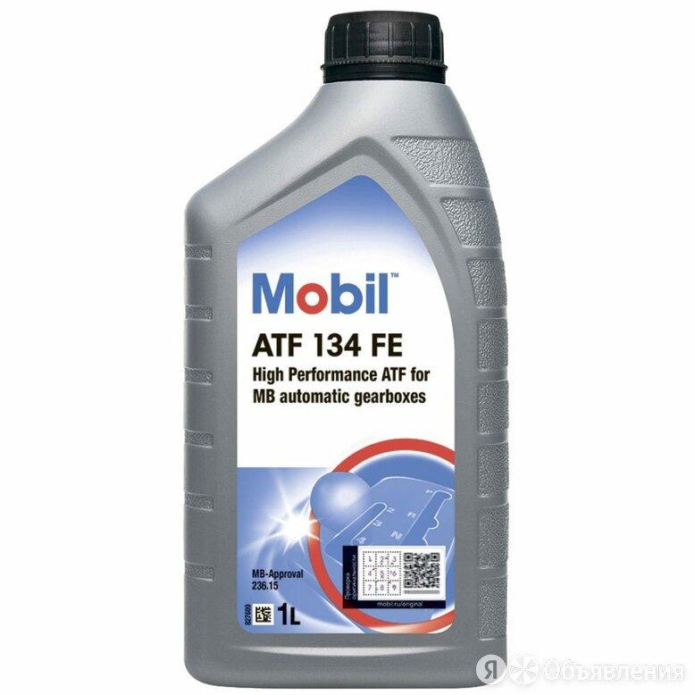 Трансмиссионное масло MOBIL ATF 134 FE по цене 1218₽ - Трансмиссия , фото 0