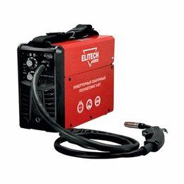 Сварочные аппараты - Сварочный полуавтомат Elitech ис 160пн (Новый), 0