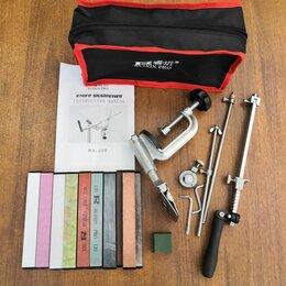 Мусаты, точилки, точильные камни - Профессиональная точилка RX 008 для ножей, ножниц, 0