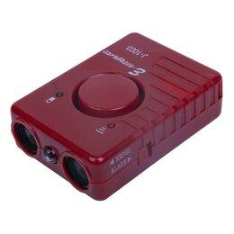 Аксессуары для амуниции и дрессировки  - Ультразвуковой отпугиватель собак J-1003, красный, 0