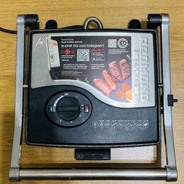 Электрические грили и шашлычницы - Электро Гриль redmond 810s, 0