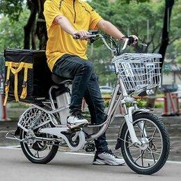 Мото- и электротранспорт - Электровелосипед , 0