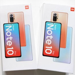 Мобильные телефоны - Xiaomi Redmi Note 10 PRO 8/128 Гарантия, 0