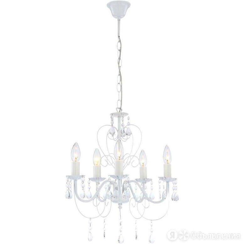 Подвесная люстра Globo Pinja 63126-5 по цене 11080₽ - Люстры и потолочные светильники, фото 0