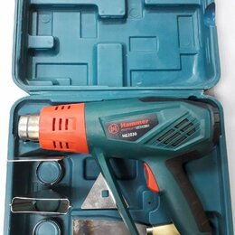 Строительные фены - Строительный фен Hammer HG2030 Premium , 2200 Вт, 0