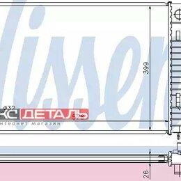 Сковороды и сотейники - NISSENS 69700A NS69700A_радиатор системы охлаждения\ Mini Cooper/One 1.4/1.6i..., 0