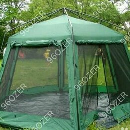 Палатки - Шатер шестигранный туристический lanyu 430см 230см, 0