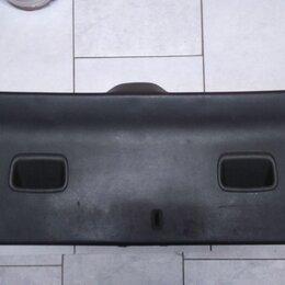 Интерьер  - Облицовка багажника Polo 9N 3, 0