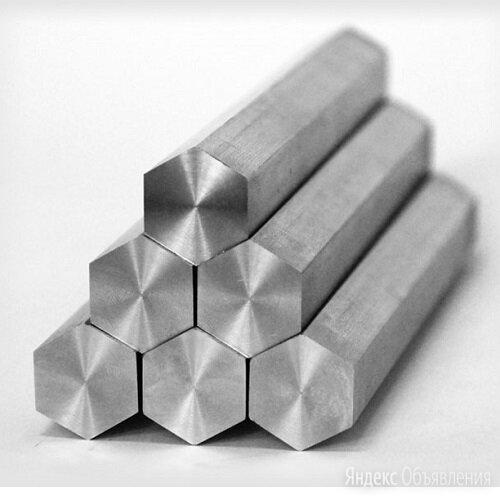 Конструкционный шестигранник А30  по цене 101821₽ - Металлопрокат, фото 0