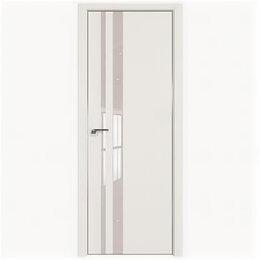 Межкомнатные двери - Межкомнатные двери Profil Doors 16E ДаркВайт Стекло Lacobel Перламутровый лак..., 0