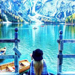 Настольные игры - Девушка у горного озера Артикул : GFR 5058, 0