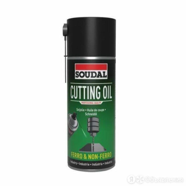 Минеральное масло для сверления, резки металла Soudal CUTTING OIL по цене 598₽ - Другое, фото 0