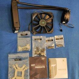 Кулеры и системы охлаждения - СВО DeepCool Maelstrom 120K, 0