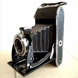 Техника - Фотоаппарат антикварный гармошка Agfa, 0