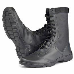 Ботинки - Берцы облегчённые комбинированные , 0