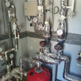 Ремонт и монтаж товаров - подготовка к отопительному сезону -промывка опрессовка систем, 0