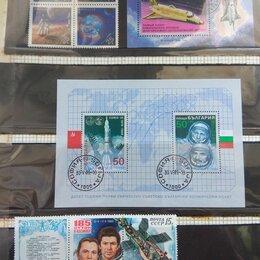 Марки - Космические марки СССР , 0