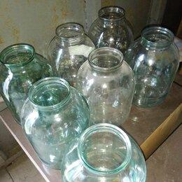 Ёмкости для хранения - Стеклянные банки 3 литра, 0