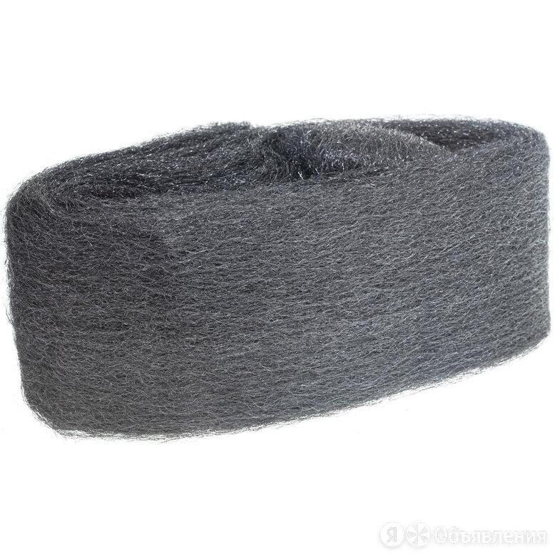 Среднезернистая стальная шерсть KWB 89510 по цене 520₽ - Металлопрокат, фото 0