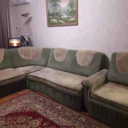 Диваны и кушетки - Продаю угловой диван и кресло кровать, 0