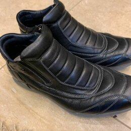 Ботинки - Мужские ботинки  TJ collection, 0
