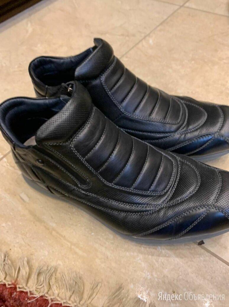 Мужские ботинки  TJ collection по цене 1500₽ - Ботинки, фото 0
