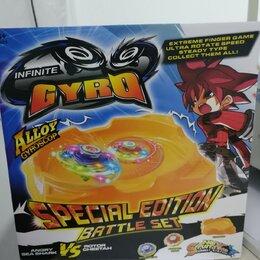 Игрушки-антистресс - Набор бейблэйд Infinite Gyro Special Edition, 0