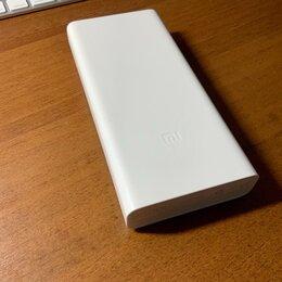 Универсальные внешние аккумуляторы - Внешний аккумулятор Xiaomi Mi Power Bank 2C 20000mAh, 0