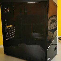 Настольные компьютеры - Игровой пк gtx 1050ti/1060 led ssd i5 9400F, 0