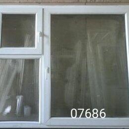 Окна - Пластиковое окно (б/у) 1430(в)х1740(ш), 0