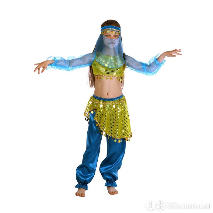 Карнавальный костюм 'Алсу. Морская волна', повязка, топ с рукавами, штаны, р-... по цене 1826₽ - Карнавальные и театральные костюмы, фото 0