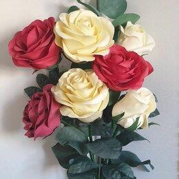 Украшения и бутафория - Ростовые цветы для оформления праздника , 0