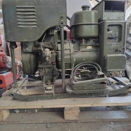 Электрогенераторы и станции - Генератор армейский бензиновый ГАБ-2-О / 230-М2 , 0