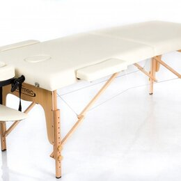 Походная мебель - Складной массажный стол Restpro Classic 2 cream, 0