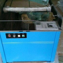 Упаковочное оборудование - Полуавтоматическая стреппинг-машина tp-201, 0