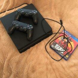 Игровые приставки - Sony PS4 slim 1tb, 0