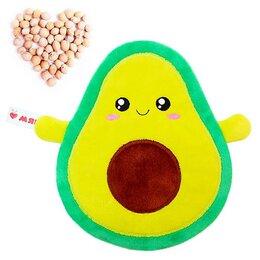Игрушки - Развивающая игрушка-грелка 'Авокадо', 0